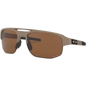 Oakley Mercenary Okulary rowerowe Mężczyźni beżowy